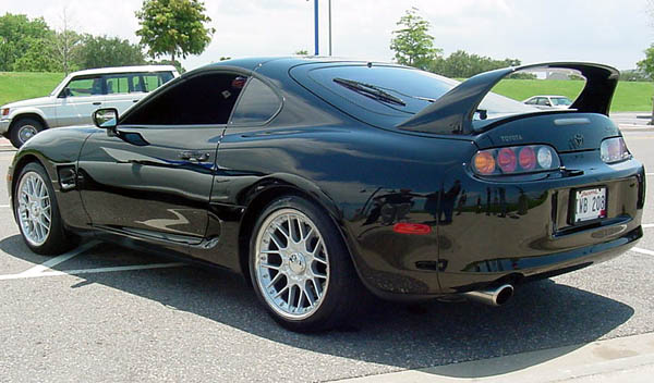 Toyota Supra Wheels Rims